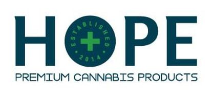 HOPE Premium Cannabis Products